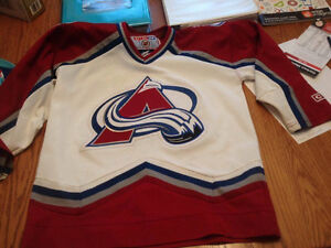 Colorado hockey jersey