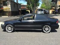 Honda Civic Si 1999 swap b18b tranny sir Ect