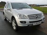 Mercedes M-Class Ml 320 Cdi Estate 3.0 Automatic Diesel