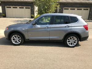 2014 BMW X3 28i xDrive AWD