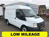2013 - Ford Transit 2.2TDCi ( 100PS ) ( EU5 ) 260S Med Roof Van 260 SWB