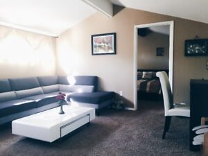 $1500 / 1br - Fully Furnished 1 Bedroom Suite (Coquitlam)