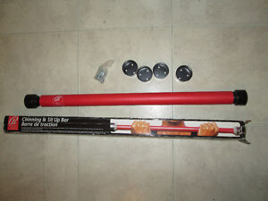 New, BALLY TOTAL FITNESS Chinning and Sit Up Bar Kingston Kingston Area image 4