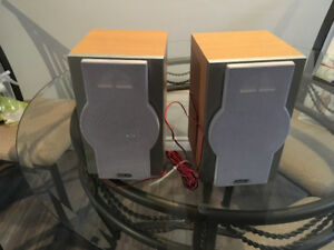 Haut parleur RCA
