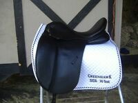 Santa Cruz Dressage Saddle