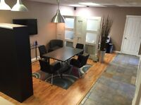 Downtown SW Office Space for Lease -Sunalta