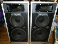 TRAYNOR PA Speakers