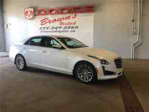 2016 Cadillac CTS CTS   Loaded One Owner With Warranty