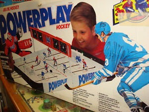 Great Vintage Table Hockey Games