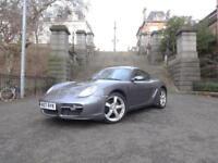 2007 Porsche Cayman 2.7 987 Tiptronic S 2dr