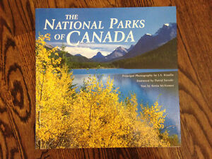 """""""The National Parks of Canada"""" Book"""