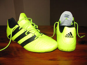 Adidas indoor and outdoor soccer shoes, men's and ladies