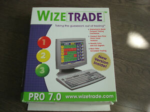 WizeTrade Pro 7.0 Online Stock Trading Software