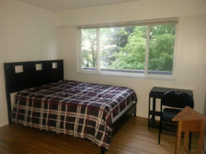 Room with quick access to  downtown sfu ubc and burnaby