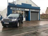 2010 Land Rover Freelander 2 2.2Td4 ( 150bhp ) 4X4 GS, 135000 MILES, LEATHER.
