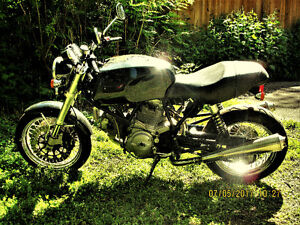 Rarely offered 2008 Ducati GT 1000  drastic price reduction