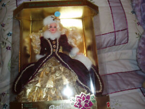 Barbie Christmas Dolls
