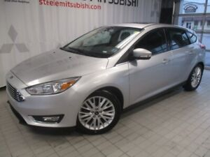 2018 Ford Focus Titanium LEATHER SUNROOF LOADED