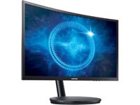 "Samsung 23.5"" Curved Gaming Monitor (144Hz, 1ms)"