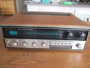 Kenwood Stereo Receiver KR-5200