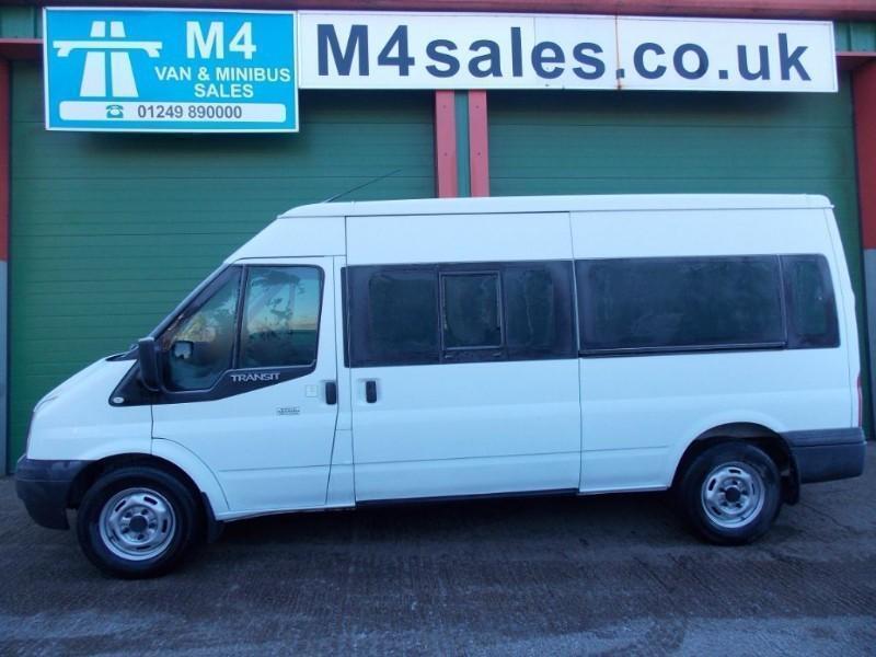 Ford Transit 135ps,14st Minibus Euro 5 135ps