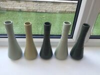 Small decorative vases from Next