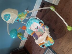 Fisher-Price Precious planet baby swing