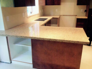 Kitchen Countertop with FREE Sink
