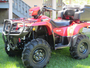2012 Suzuki LTA 750 King Quad