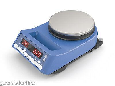 New Ika Rh Digital Hotplate Stirrer 100-2000rpm 50-360c Max 15lt 5019801