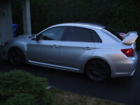 2011 Subaru Impreza WRX STi Bicorps