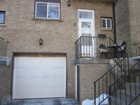 All inclusive above ground bachelor for rent in Pickering