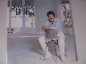 Lionel Richie Can't Slow Down Disque vinyle