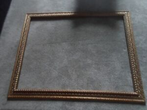 Extra Large Gold Picture Frame