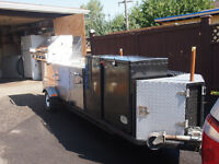 VERY NICE MOBILE FOOD CART EXCELLENT CONDITION