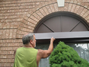 Prime Window And Door Aluminum Capping Flashing
