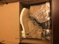 Timberland Boots, Women, Premium Beige, Size 11