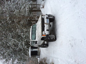1991 Jeep Cherokee trade for sled