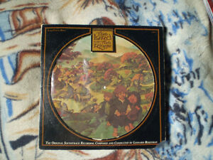 the lord of the rings 2 disque double vinyl de 1978  Lp