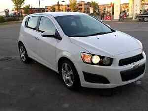 Chevrolet  SONIC LT  Hatchback 2014 ...I'm  open to offers