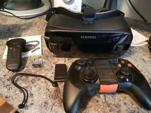 Gear VR 2017 , controller, and Moga Pro Power