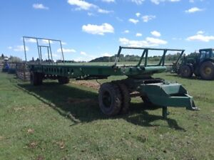 Bale Trailer and Creep feeders for sale