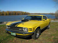 1970 Ford Mustang MACH 1 Coupé (2 portes)