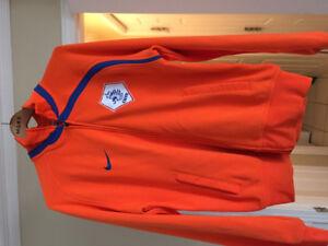 Nederlands Soccer Zip Jacket Nike Large