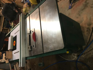 3 hp table saw for sale