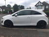2011 Limited Edition Vauxhall Corsa 1.2