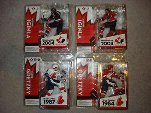 McFarlane NHL Team Canada 2004 Complete Set! Belleville Belleville Area image 2