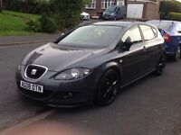 08 SEAT LEON 1.9 TDI STYLANCE K1 SEATS FULL SERVICE HISTORY SWAPS ONLY not Audi Golf Vxr FR