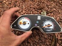 rmr 125 pulse sinnis clocks