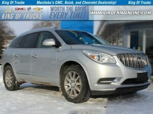2015 Buick Enclave Leather | AWD | 7 Passenger | Sunroof | Blind